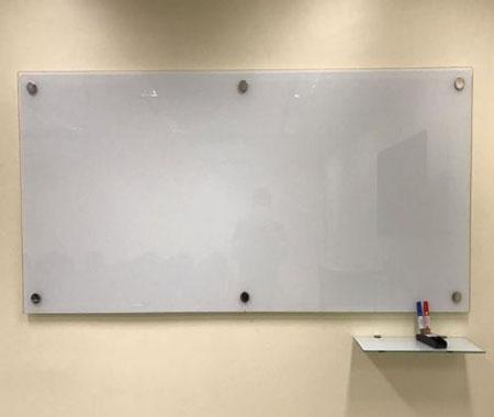 Lousa de vidro 190x90cm